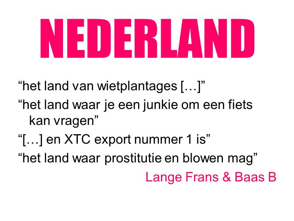 NEDERLAND het land van wietplantages […]
